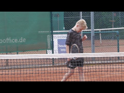 "Tennis Jugend-Turnier:  ""Weserbergland Series"""