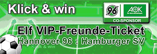 Hannover 96 Vip Tickets