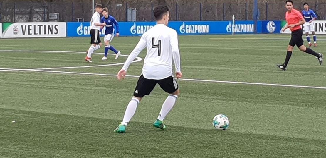 Arbnor Aliu Hamelns Schalker Wird Nationalspieler