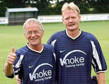 Nachruf Klaus Schumacher mit Sohn Dirk Schumacher AWesA