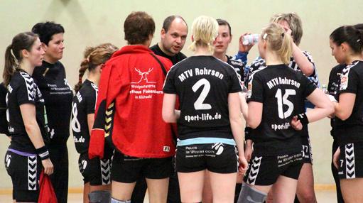 Rohrsen Handball