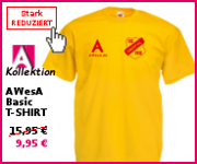 AWesA Kollektion 2016 Kl Banner T-Shirt