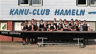 KC Hameln Young Dragons Drachenboot AWesA