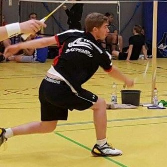 Dominic Becker TV Hemeringen Badminton