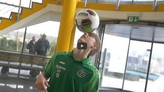 Elias Beck Hannover 96 Fussball Jugend AWesA
