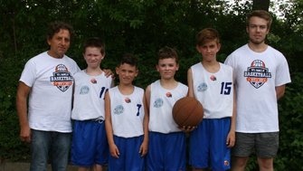 VffL Hameln Mini-Turnier Goettingen Basketball AWesA