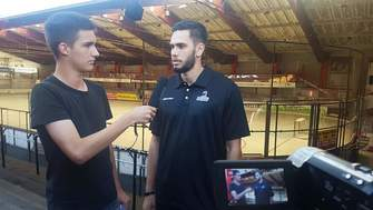 Jannik Weist Jan Branske Eishockey Hannover Scorpions AWesA Interview