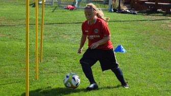 Celine shoucair tag des maedchenfussballs Hastenbeck