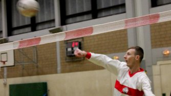 Marcel Siebke TC Hameln Faustball AWesA