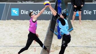 Philipp Arne Bergmann TC Hameln Rattenfaenger Beach-Team AWesA