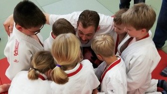 Red Judo Dragons in Bodenwerder