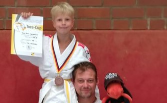 Paul-Emil Neuschild Daniel Wissel Red Judo Dragons TC Hameln AWesA