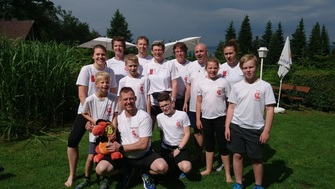 Red Judo Dragons TC Hameln Soeltjerlauf Bad Muender AWesA