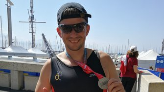 Marc Sheppard Genfer See Triathlon AWesA