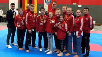 Redfire Kampfsport Team Taekwondo AWesA