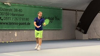 Daniel Weigelt DT Hameln Tennis AWesA