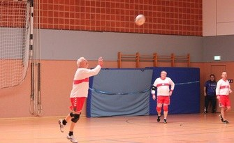 Hartmut Johanning TC Hameln Faustball AWesA