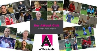 AWesA Club Collage