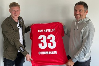 Kevin Schumacher Jan Zimmermann TSV Havelse