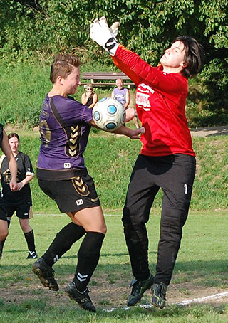 Kelly Stratmann - SC Inter Holzhausen