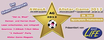 Banner AWesA Allstar-Game 2012