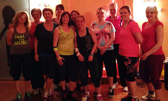 Zumba MTV Bad Pyrmont 2014 AWesA