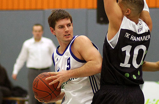 Timo Thomas VfL Hameln Basketball AWesA