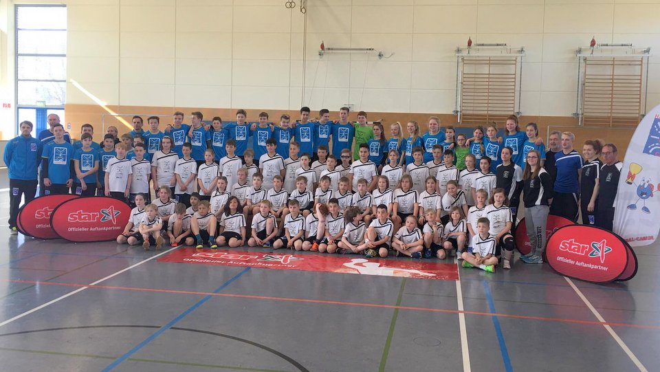 Handball-Camp in Emmerthal