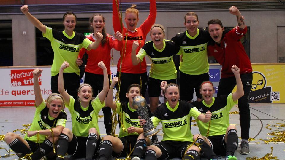 Siegerfoto frauen supercup 2019 sv hastenbeck
