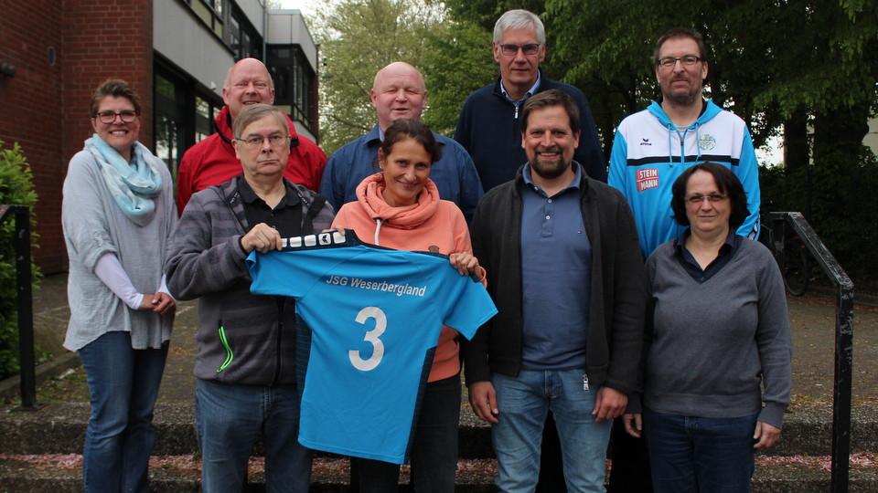 JSG Weswerbergland erweitert sich mit ho-handball
