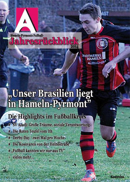 Unser Weihnachtsgeschenk: Der Fußball-Jahresrückblick